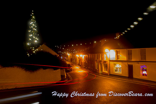 Happy Christmas from Discover Beara